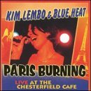 Lembo Blue Heat Paris Burning Live At The Ches