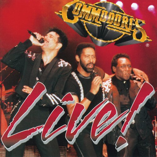 Commodores Live! 2 CD Set