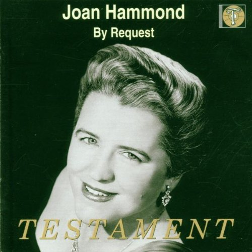 Joan Hammond Joan Hammond By Request Hammond*joan
