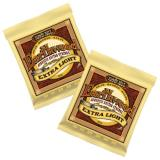 Guitar Strings Earthwood Acoustic Extra Light Guages 11 15 22 30 42 52