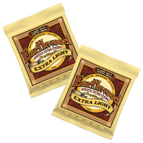 Guitar Strings Earthwood Acoustic Extra Light