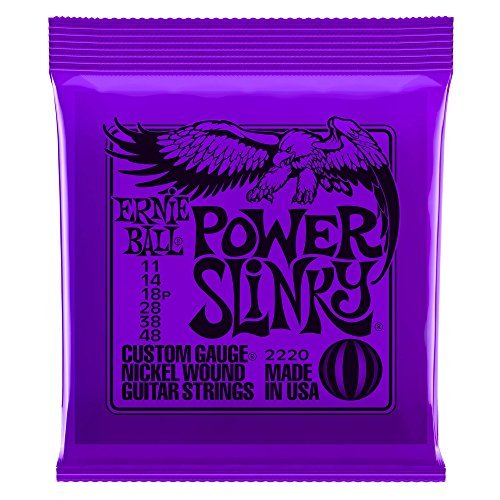 Guitar String Power Slinky Nickel