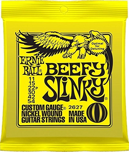 Guitar Strings Beefy Slinky