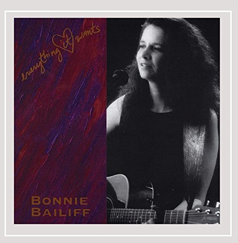Bonnie Bailiff Everything It Wants