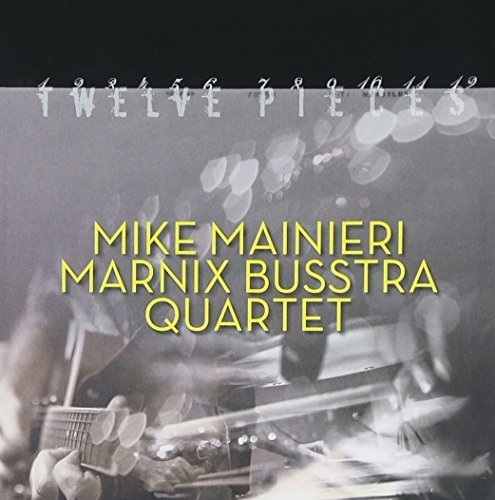 Mike & Marnix Busstra Mainieri Twelve Pieces
