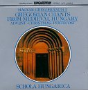 Schola Hungarica Gregorian Chants Vol. 2 Advent Dobszay & Szendrei Schola Hung
