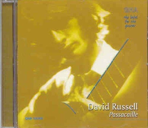 David Russell Plays Bach Handel Scarlatti Russell*david (gtr)