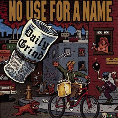 No Use For A Name Daily Grind