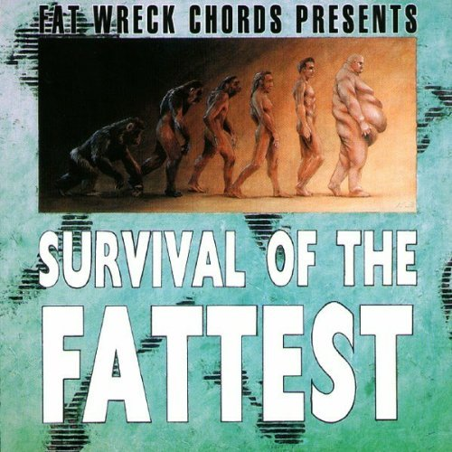 Fat Music Vol. 2 Survival Of The Fattest Lag Wagon Strung Out Bracket Fat Music