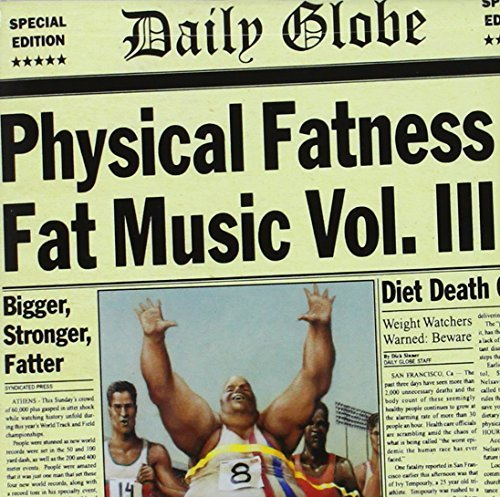 Fat Music Vol. 3 Physical Fatness Strung Out Screeching Weasel Fat Music