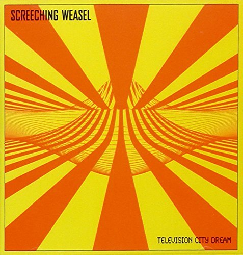Screeching Weasel Television City Dream Hdcd