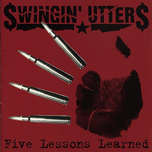 Swingin' Utters Five Lessons Learned Hdcd
