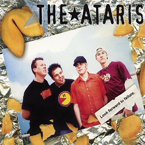 Ataris Look Forward To Failure Ep Hdcd
