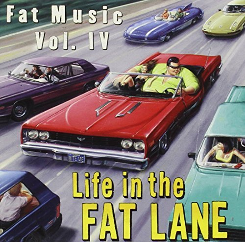 Fat Music Vol. 4 Life In The Fat Lane Lagwagon Sick Of It All Tilt Fat Music