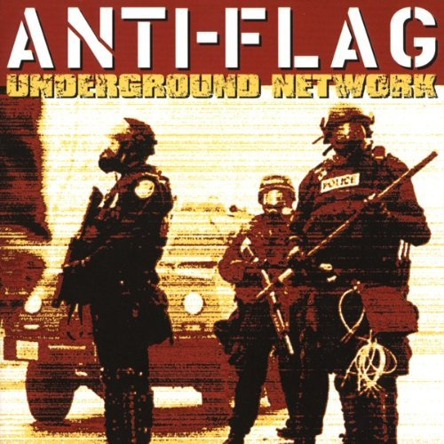 Anti Flag Underground Network
