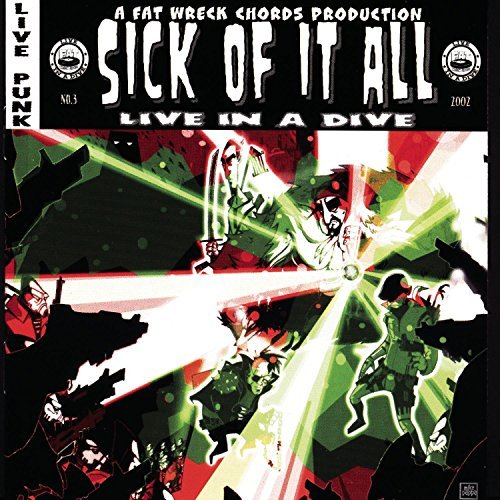 Sick Of It All Live In A Dive