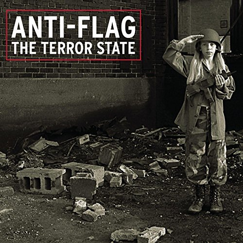 Anti Flag Terror State Explicit Version Incl. Bonus Track