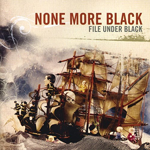 None More Black File Under Black