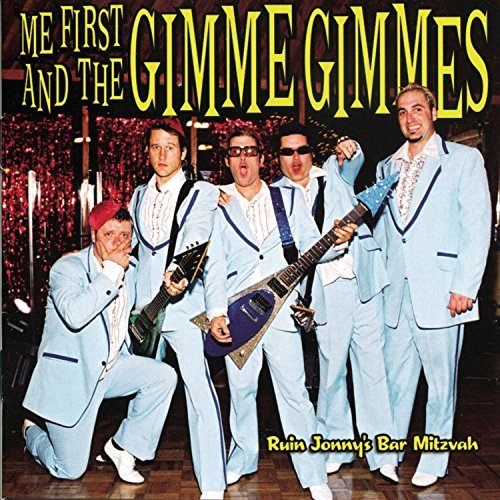 Me First And The Gimme Gimmes Ruin Jonny's Bar Mitzvah