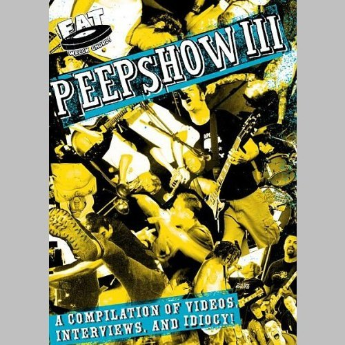 Peepshow Vol. 3 Peepshow Anti Flag Strung Out Avail Peepshow