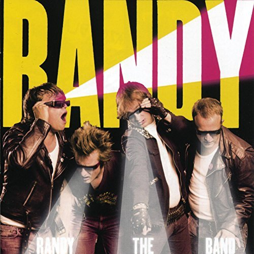 Randy Randy The Band Enhanced CD