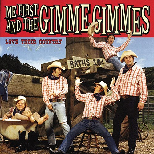 Me First And The Gimme Gimmes Love Their Country