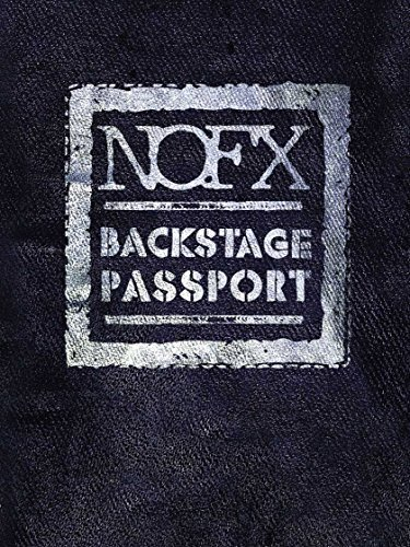 Nofx Backstage Passport Explicit Version 2 DVD