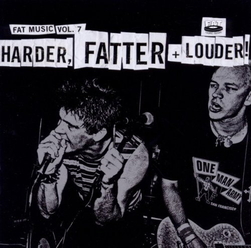 Fat Music Harder Fatter + Lou Vol. 7 Fat Music Harder*fatte
