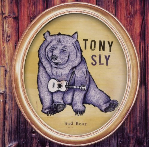 Tony Sly Sad Bear