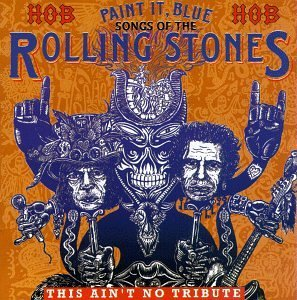 Paint It Blue Songs Of The Rolling Stones