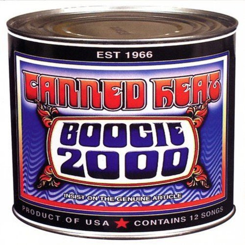 Canned Heat Boogie 2000