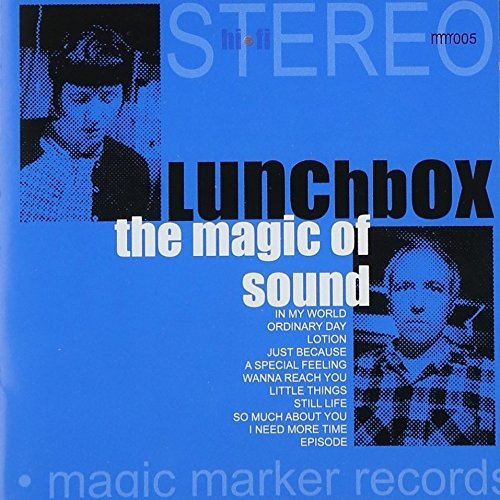 Lunchbox Magic Of Sound