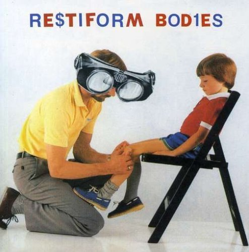Restiform Bodies Restiform Bodies