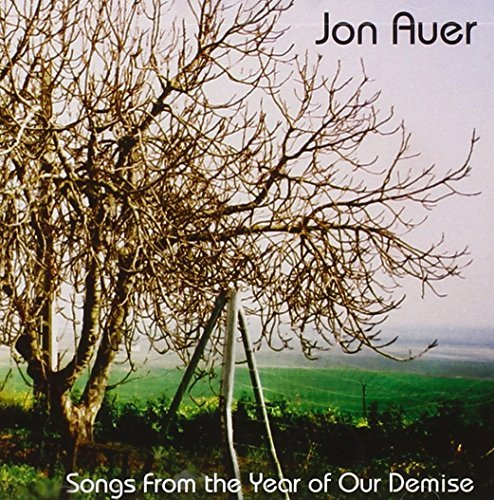 Jon Auer Songs From The Year Of Our Dem