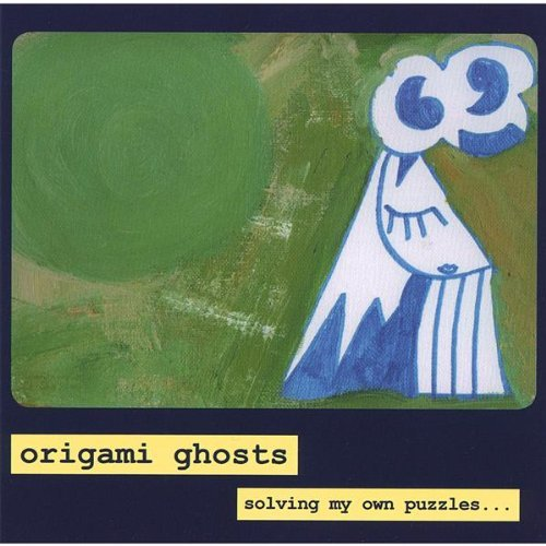 Origami Ghosts Solving My Own Puzzles
