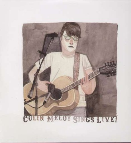 Colin Meloy Colin Meloy Sings Live! 2 Lp