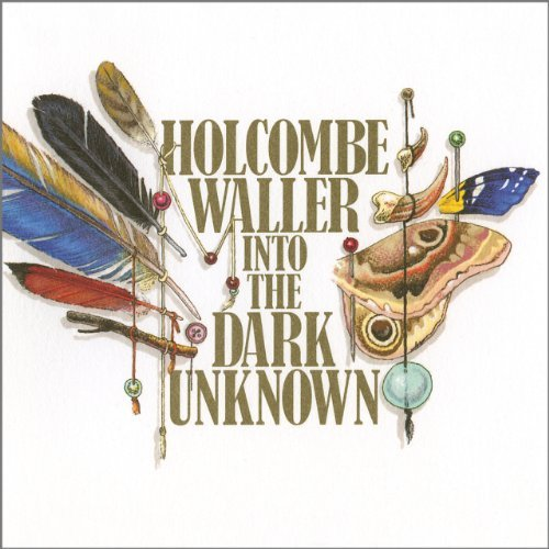 Holcombe Waller Into The Dark Unknown Deluxe Wallet