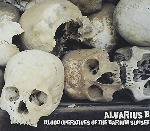 Alvarius B. Blood Operatives Of The Barium