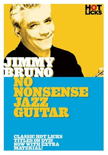 No Nonsense Jazz Guitar Bruno Jimmy Nr
