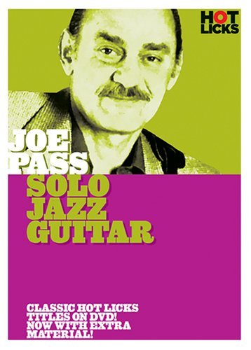 Solo Jazz Guitar Pass Joe Nr