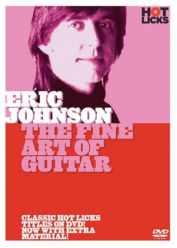 Fine Art Of Guitar Johnson Eric Nr