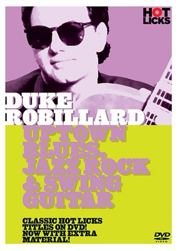 Duke Robillard Blue Jazz & Swing Clr Nr