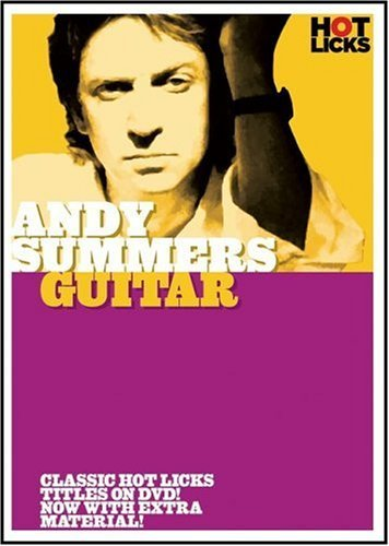 Andy Summers Guitar Clr Nr