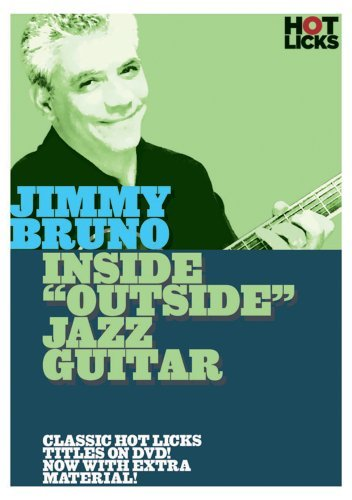 Inside Outside Jazz Guitar Bruno Jimmy Nr
