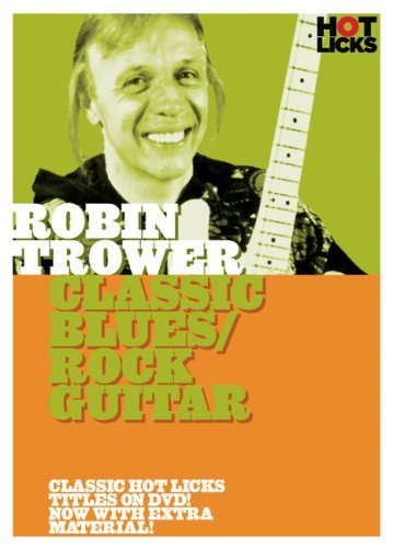 Classic Blues Rock Guitar Trower Robin Nr