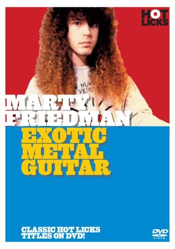 Exotic Metalguita Friedman Marty Nr