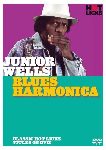 Blues Harmonica Wells Junior Nr
