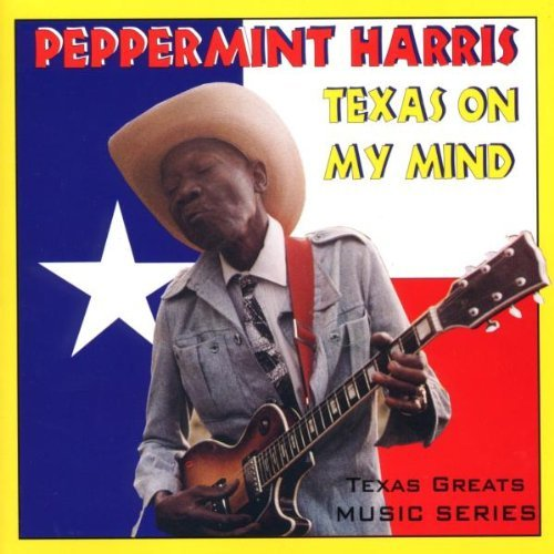 Peppermint Harris Texas On My Mind