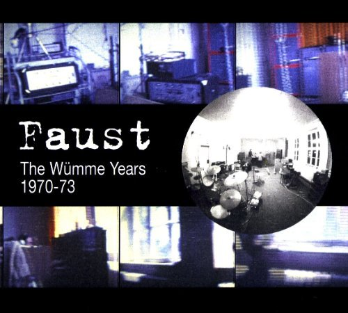 Faust 1970 73 Wumme Years Incl. Booklet 5 CD