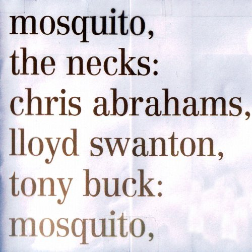 Necks Mosquito See Through 2 CD Set